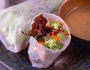 thai salad roll
