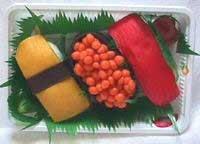 sushicandy.com's oahu nigiri collection