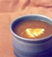 quick sweet onion soup