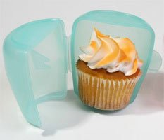 Protective Cup Cake Holder