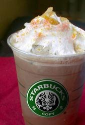 Chocolate Chile Orange Mocha