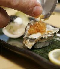 Kumamoto Oyster with Ponzu Granita
