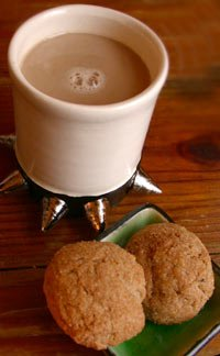 Hot Buttered Rum Cookies