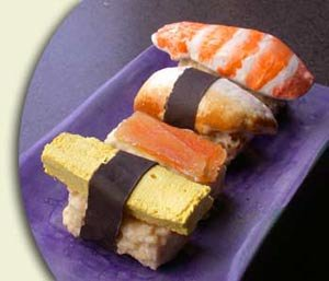nigiri assortment