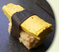 lemon marshmallow tamago