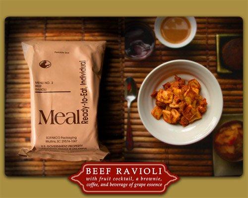 Beef Ravioli Raviolis