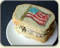 Old Glory Tuna Sandwich