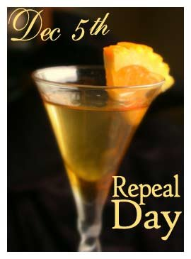 Dec 5th, Repeal Day