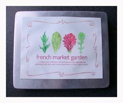 French Market Garden Kit