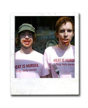 Meat is Murder: tasty tasty murder