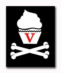 Vegan Cupcake Argggg