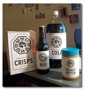 Dharma Initiative Rations
