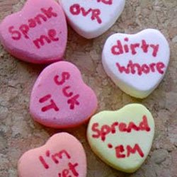 Customized Conversation Hearts
