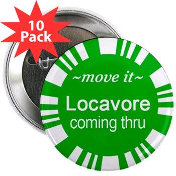 locavore buttons
