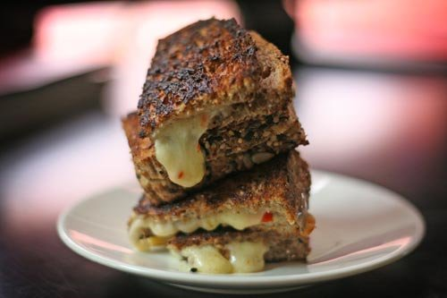 havarti grilled cheese sandwich