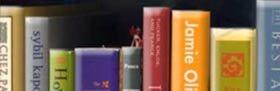 Bookshelf at Powell's
